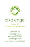 Elke Ulrike Engel -  Praxis für Cranio Sacrale Körperarbeit und Kinesiologie