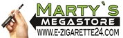 Marty's Megastore e.U. - Beratung und Verkauf von E-Zigaretten, Liquids & Zubehör