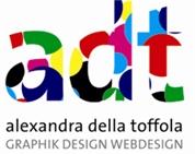 Alexandra Della Toffola - Grafik Design, Webdesign
