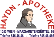 HAYDN - APOTHEKE Mag. pharm. Günther Eder KG - Apotheke - Großhandel mit Arzneimitteln - Drogerieprodukte