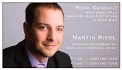 Martin Riedl - Riedl Consult