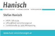 Stefan Hanisch - Mehrfachversicherungsagentur