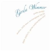 Gerda Wimmer -  grafik design