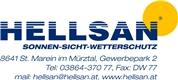 HELLSAN Sonnenschutztechnik HandelsgesmbH - Sonnenschutz Fachbetrieb mit den Schwerpunkten:SONNENSCHUTZ;SICHTSCHUTZ; WETTERSCHUTZ