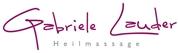 Gabriele Lauder - Heilmassage - Massage