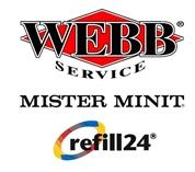Webb Service Ges.m.b.H. -  - MISTER MINIT