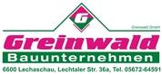 Greinwald Bauunternehmen GmbH - Wohnbau Greinwald GmbH