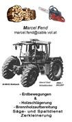 Marcel Fend -  Forstunternehmer & Erdbewegung