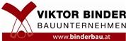 Viktor Binder GmbH - Binder Viktor Bauunternehmen - Passivhaus, Niedrigenergiehaus, Thermische Sanierung, Planung
