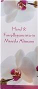 Marcela-Niculina Altmann -  Fusspflege Marcela Altmann