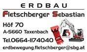 Sebastian Fletschberger - Erdbau