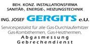 Ing. Josef Gergits e.U., Installationsfirma für Sanitär-, Umwelt-, Energie- und Heizungstechnik - Ing.Josef GERGITS e.U.