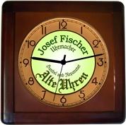 Josef Fischer -  Alte Uhren