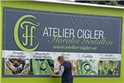 Heidi Thomsen Cigler -  Atelier Cigler, Florales Gestalten