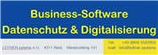 LEITNER.systems e.U. - Business-Software / Datenschutz / Digitalisierung