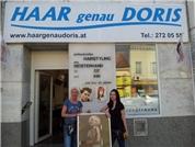 Doris Karl -  HAAR genau DORIS