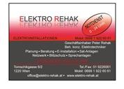 Hermann-Peter Rehak - Elektroinstallationen