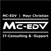Christian Mayr - MC-EDV  |  MAYR CHRISTIAN  .:.  IT-CONSULTING & -SUPPORT
