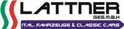 Lattner Gesellschaft m.b.H. - Italienische Fahrzeuge & Classic Cars