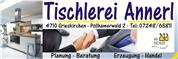 Johann Annerl - TISCHLEREI ANNERL JOHANN - Einrichtungsfachhandel