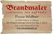 Franz Wallner - Brandmaler
