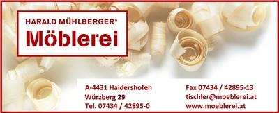 Harald Mühlberger's MÖBLEREI e.U. - Harald Mühlberger's MÖBLEREI