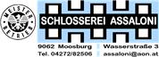 Karlheinz Assaloni - Schlosserei Assaloni