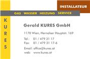 Gerald Kures Ges.m.b.H. -  Installateur Kures GmbH