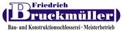 Friedrich Bruckmüller e.U. - Bau- und Konstruktionsschlosserei