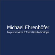 Mag. Michael Ehrenhöfer - Projektservices Informationstechnologie