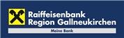 Raiffeisenbank Region Gallneukirchen eGen - Raiffeisenbank Region Gallneukirchen