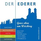 Ederer Gesellschaft m.b.H. - Gasthof, Restaurant, Hotel, Seminar, Catering