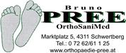 Bruno Pree Schuhhaus & Orthopädie Ges.m.b.H. & Co. KG - OrthoSaniMed-Pree