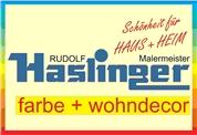 Rudolf Haslinger Gesellschaft m.b.H. -  Malerbetrieb, Handel mit Farben und Waren der Raumausstattung