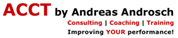 Andreas Androsch - Advanced Consulting, Coaching & Training