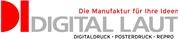 Digital Laut GmbH - Digitaldruck, Posterdruck, Repro, Druckformenherstellung