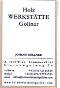 Johann Gollner