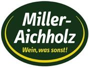 Heinrich Miller-Aichholz - MILLER-AICHHOLZ      Wein, was sonst!