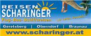 Scharinger-Reisen Gesellschaft m.b.H. - Reisebüro Scharinger