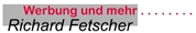 Richard Fetscher, MBA
