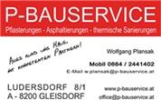Wolfgang Dietmar Plansak - P-Bauservice