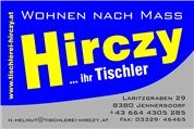 Helmut Hirczy - Ihr Tischler machts persönlich