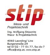 Ing. Wolfgang Stipanitz - Ing. Wolfgang Stipanitz       <br>Mess- & Projekttechnik