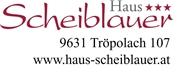 Marko Josef Scheiblauer -  Haus Scheiblauer