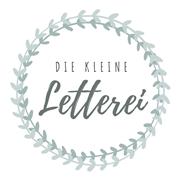 Elisabeth Schuster, MA -  Die kleine Letterei