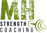 Marcel Haselwanter -  MH - Strength Coaching
