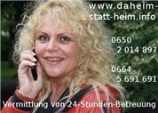 """Dagmara Olašinová - 1a Agentur """"Daheim-statt-Heim"""" -  Vermittlung von 24-Stunden-Betreuung"""