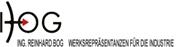 Ing. Reinhard Bog - Werksrepräsentanzen für die Industrie