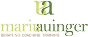 Maria Auinger -  Maria Auinger Beratung. Coaching. Training.