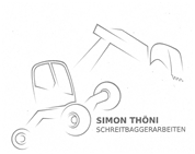 Simon Josef Paul Thöni -  Schreitbagger-Arbeiten
